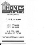 Homes by Ward, inc's photo