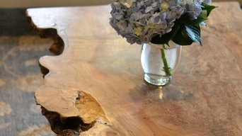 Grove's Custom Maple Coffee Table