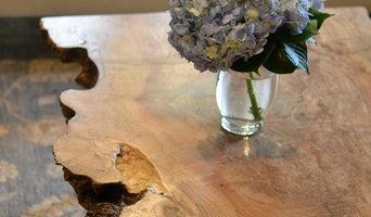 Grove's Custom Maple Coffee Table