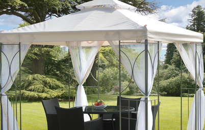 Pergolas, Awnings and Outdoor Shaded Furniture