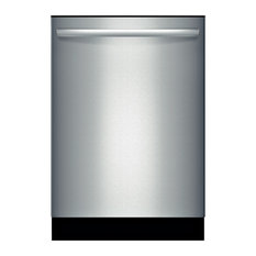 Bosch Ascenta Built-In Dishwasher, Stainless Steel, 24""