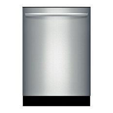 "Bosch Home Appliances - Bosch Ascenta Built-In Dishwasher, Stainless Steel, 24"" - Dishwashers"