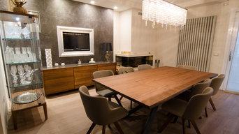 Progettazione e realizzazione su misura abitazione privata