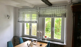Faltrollos roman blinds