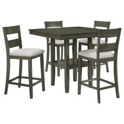 Transitional Dining Sets by Standard Furniture Manufacturing Co