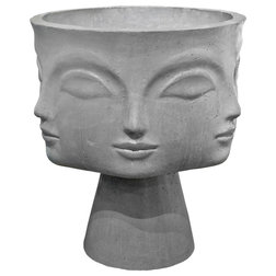 Eclectic Indoor Pots And Planters by Jonathan Adler