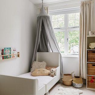 Design ideas for a scandi kids' bedroom in London.