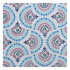 """A0489 Nouveau Fabric, 54""""x36"""""""