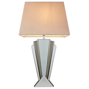 Rockleigh Table Lamp, Mirrored