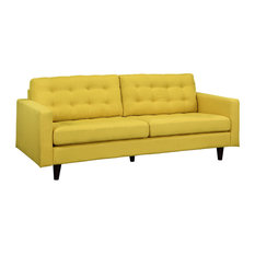 Cotton Fill And Cushion Back Sofas Couches Houzz
