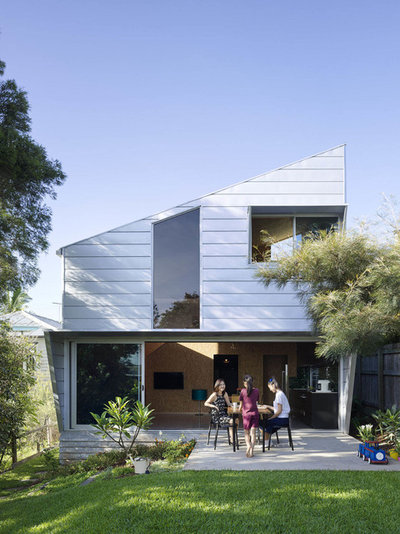 Contemporary  by Kieron Gait Architects