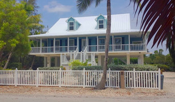 My buyers new home in the Keys