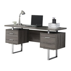 Computer Desk Contemporary contemporary desks | houzz