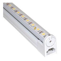12 Led Sleek Plus S201 Adjustable Linkable, White