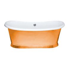 Sawyer 7131 Tub Only, Smooth Bright Copper