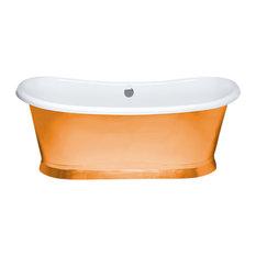 Sawyer 7131 Tub Only, Smooth Bright Copper