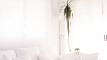 Ceiling fans with light Klon white