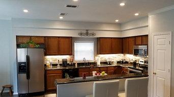 Kitchen Lighting update