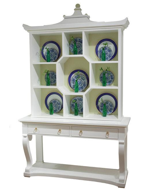 curio cabinet consoles dorothy draper collection