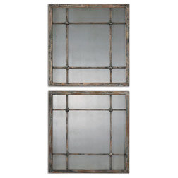 Farmhouse Wall Mirrors by Mylightingsource