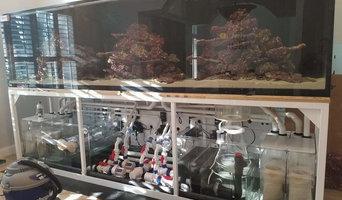 800 gal Aquarium