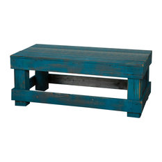 Turquoise Coffee Tables Houzz