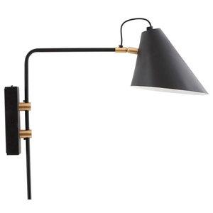 Club Wall Iron Lamp