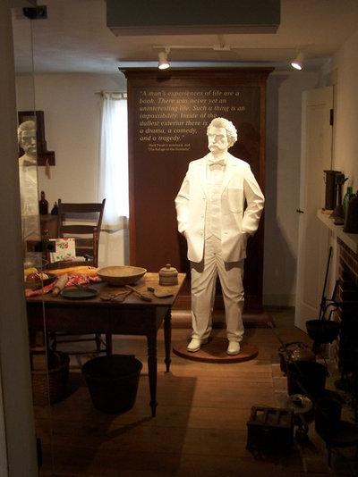 The Mark Twain Boyhood Home & Museum