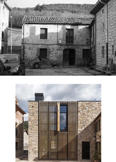 Contemporary  by La Reina Obrera - Arquitectura e Interiorismo