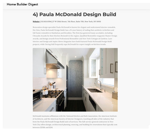 We are so excited to be featured on Home Builder Digest as one of the ...