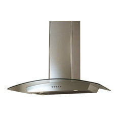 Miseno Mh00336g 750 Cfm 36 Inch Stainless Steel Wall Mounted Range Hood