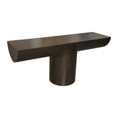 Metal T-Console
