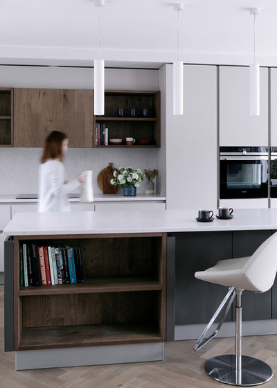 Contemporary Kitchen by Optimise Home