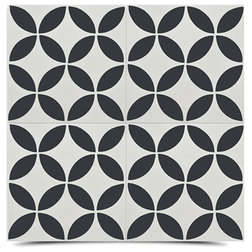 Craftsman Wall And Floor Tile by MoroccanMosaicTile House