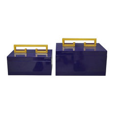 Avondale Boxes, Set of 2