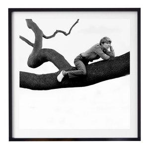 """Tomboy Tree"" Fashion Photography Print, Framed, 58x58 cm"