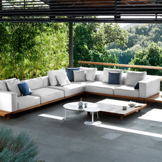 Find Contemporary Garden Lounge Furniture On Houzz Outdoor Lounge Vis A Vis