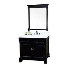 Bathroom Vanities 42 Inch. Bellaterra Home 42 Inch Single Sink Vanity Wood Espresso Bathroom Vanities And