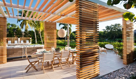 Patio of the Week: Breezy Lakeside Terrace in Florida