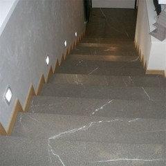 Quale rivestimento scala con gres effetto legno for Rivestimento scala interna in gres porcellanato
