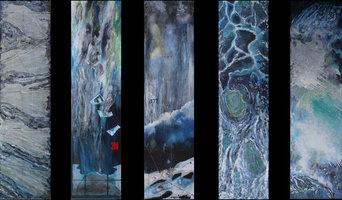 Niagara Falls: Revisited Painting Series