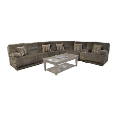 80 Inch Console Sectional Sofas Houzz