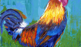 Harbour Rooster - Sold