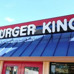 Burger King Remodel