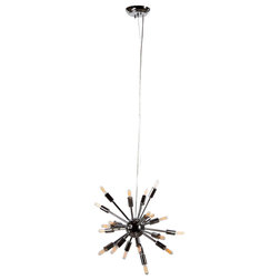 Cool Midcentury Chandeliers by Control Brand
