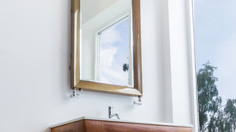 Piccadilly Heated Mirror Radiator