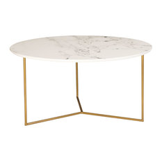 ELK Group International   Sterling Glacier Coffee Table   Coffee Tables