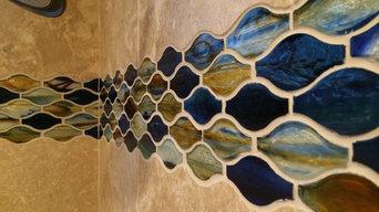 Custom Tile Pattern Work