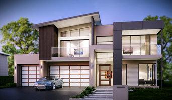 Exterior 3D Renders-Double storey- NSW