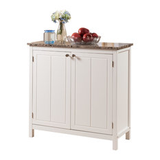pilaster designs white with marble finish top kitchen island storage cabinet kitchen islands and